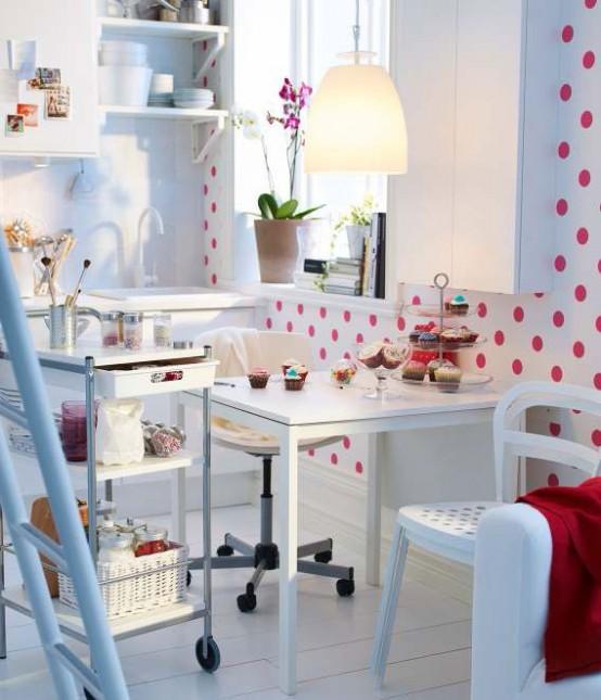 Modern Furniture Ikea Dining Room Decorating Design Ideas 2012 - 2011-ikea-dining-room-designs-ideas