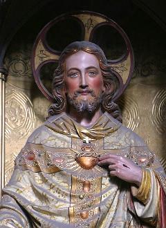 COR JESU SACRATISSIMUM, ADVENIAT REGNUM TUUM!