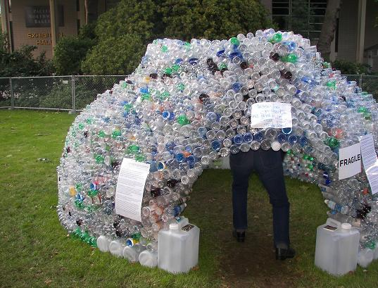 The art of up cycling plastic greenhouses unbelievable diy greenhouse ideas - Plastic bottles recycling ideas boundless imagination ...