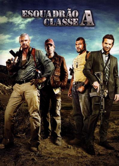 Filme Esquadrão Classe A Dublado AVI DVDRip