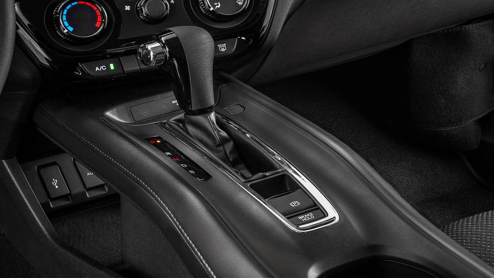 Honda HR-V EX - interior