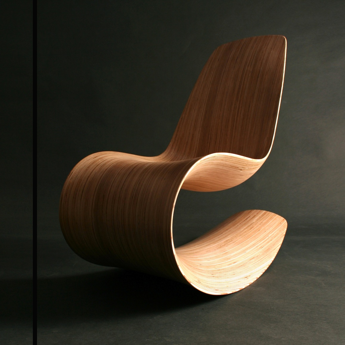 Savannah Rocker Wooden Rocking Chair ODEChair Jolyon Yates