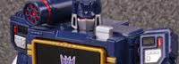 Transformers MP-13 Soundwave