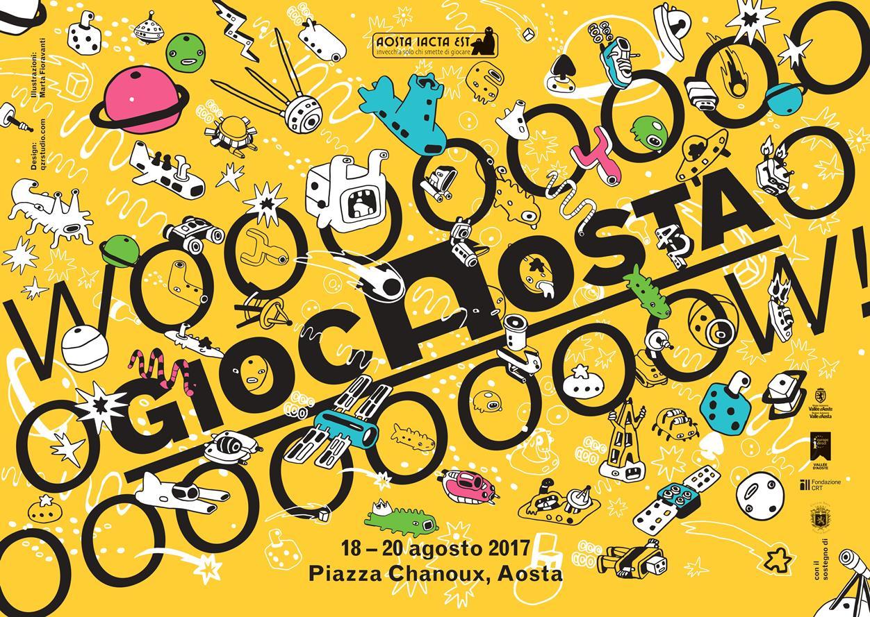GIOCAOSTA 2017