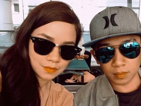 Nora Danish dan Nedim Nazri Bercuti di Burma Myanmar