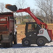 Takeuchi TS50R Radial Lift Skid Steer