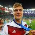 Toni Kroos é eleito o melhor jogador da seleção alemã em 2014