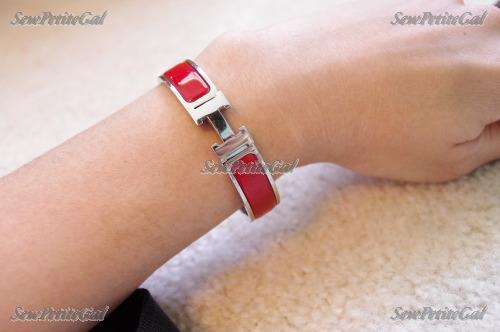 faux hermes bracelets