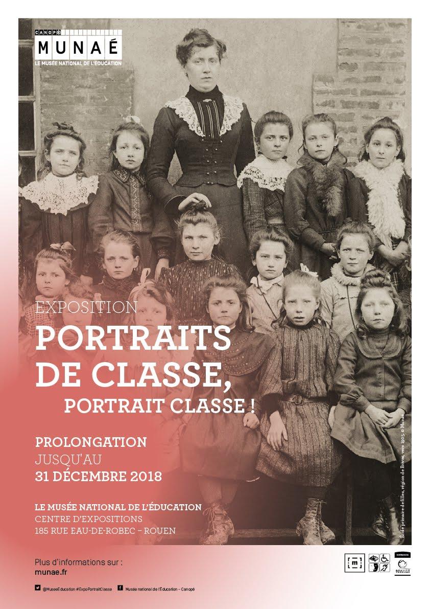 Expo : Portraits de classe, portraits classe !