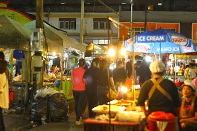 Pasar malam Krabi