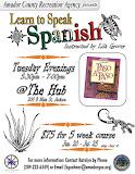 Drop-in Learn to Speak Spanish - Thru July