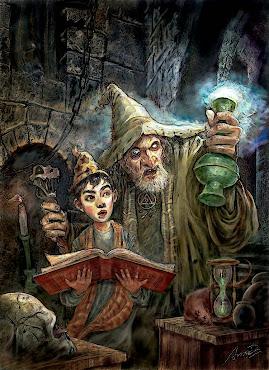 magia das histórias