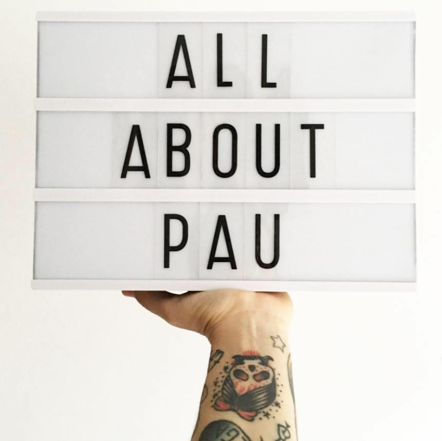ALL ABOUT PAU