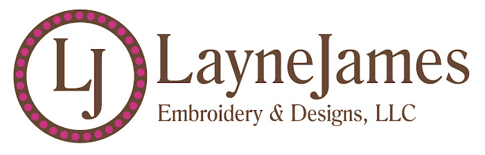 Layne James Embroidery