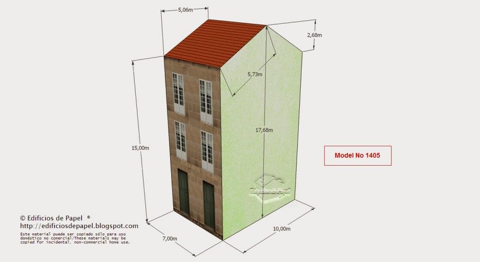 Edificios de Papel - Edificio Granito 1