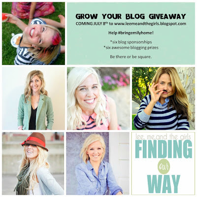 Orphans and A Blog Giveaway