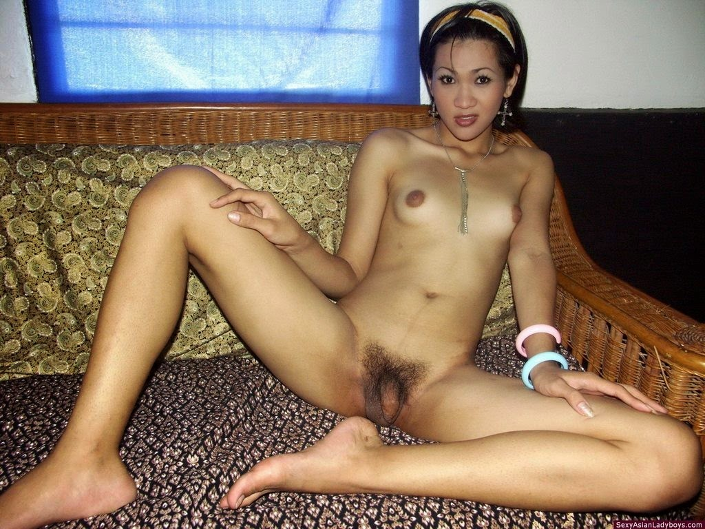 Small young ladyboy