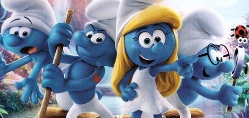 Produtora anuncia nova série de TV dos Smurfs