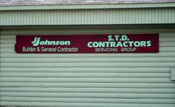 Johnson and STD funny business names