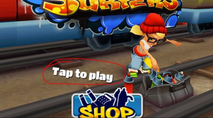 ����� ����� ���� Subway Surfers,����� 2013 subway4.JPG