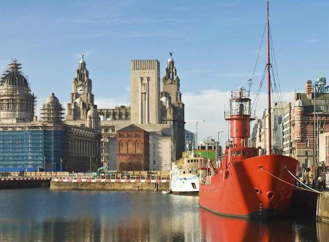Roteiro de um dia em Liverpool