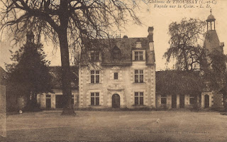 Chateau de Troussay - Cheverny