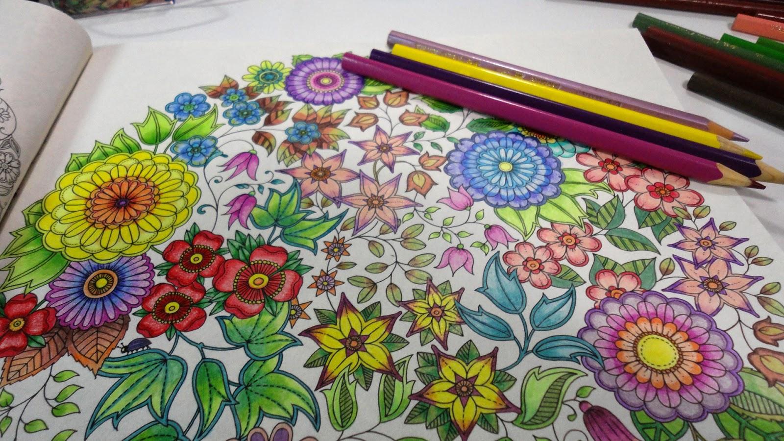 ideias para pintar livro jardim secreto mais acha que isso é coisa