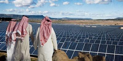 Raja Minyak : Jadikan Minyak Solar Powerhouseq