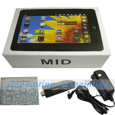 mid tablet