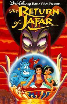 Aladin Sự Trở Lại Của Jafar