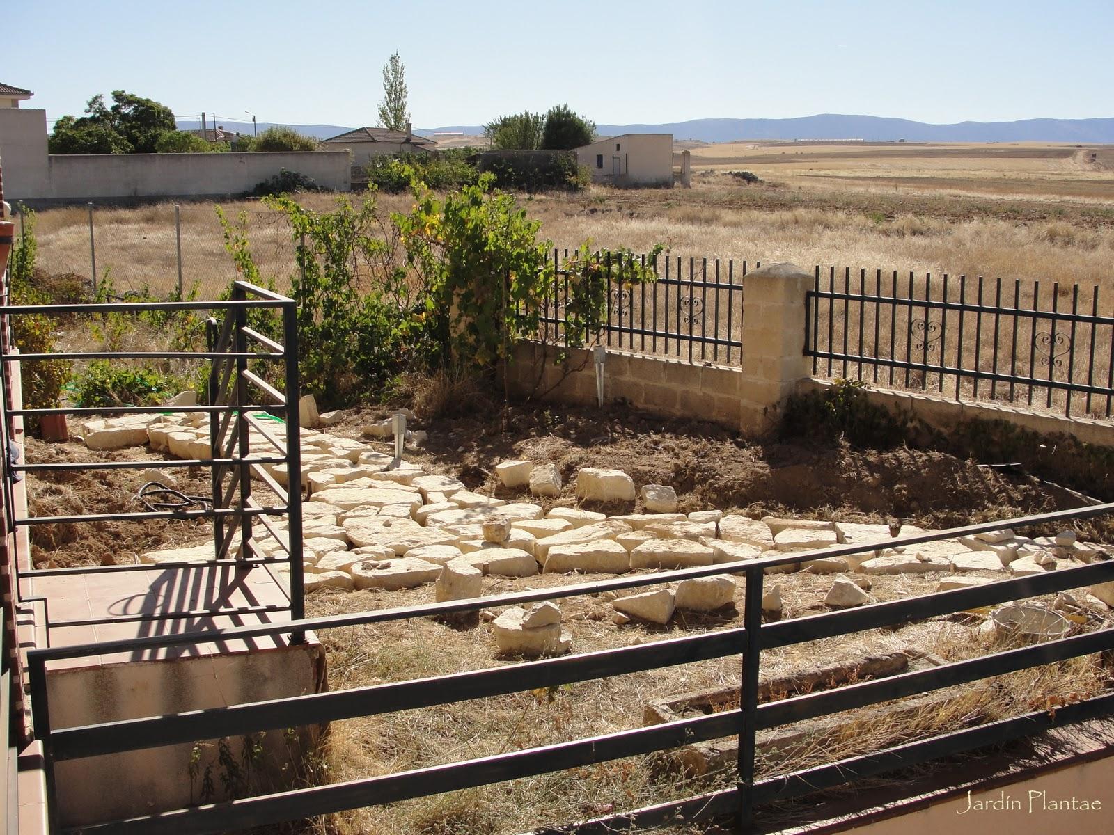 Jardiner a plantae un peque o jard n - Jardin bajo mantenimiento ...