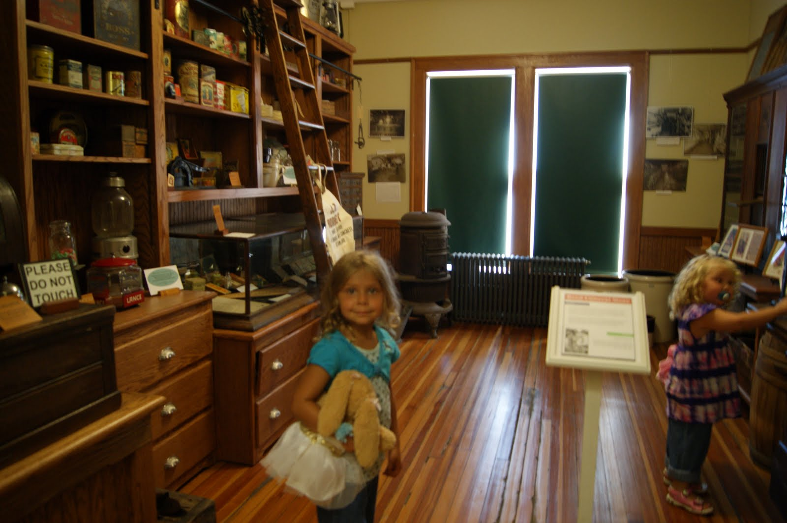 Krazy Kuehner Days: Field Trip Sunday----Wood County Historical Museum