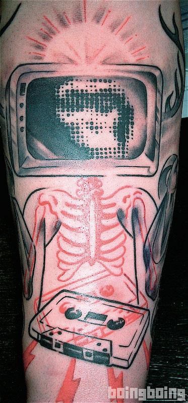 Art Brut Tattoos