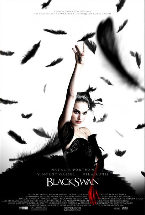 This is Black Swan. Humanity's most depressing and most utterly real