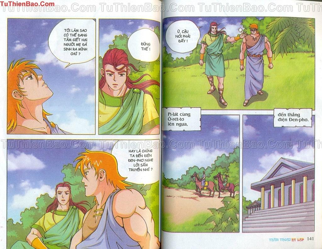 Thần thoại Hy Lạp Chapter 14 - Trang 69