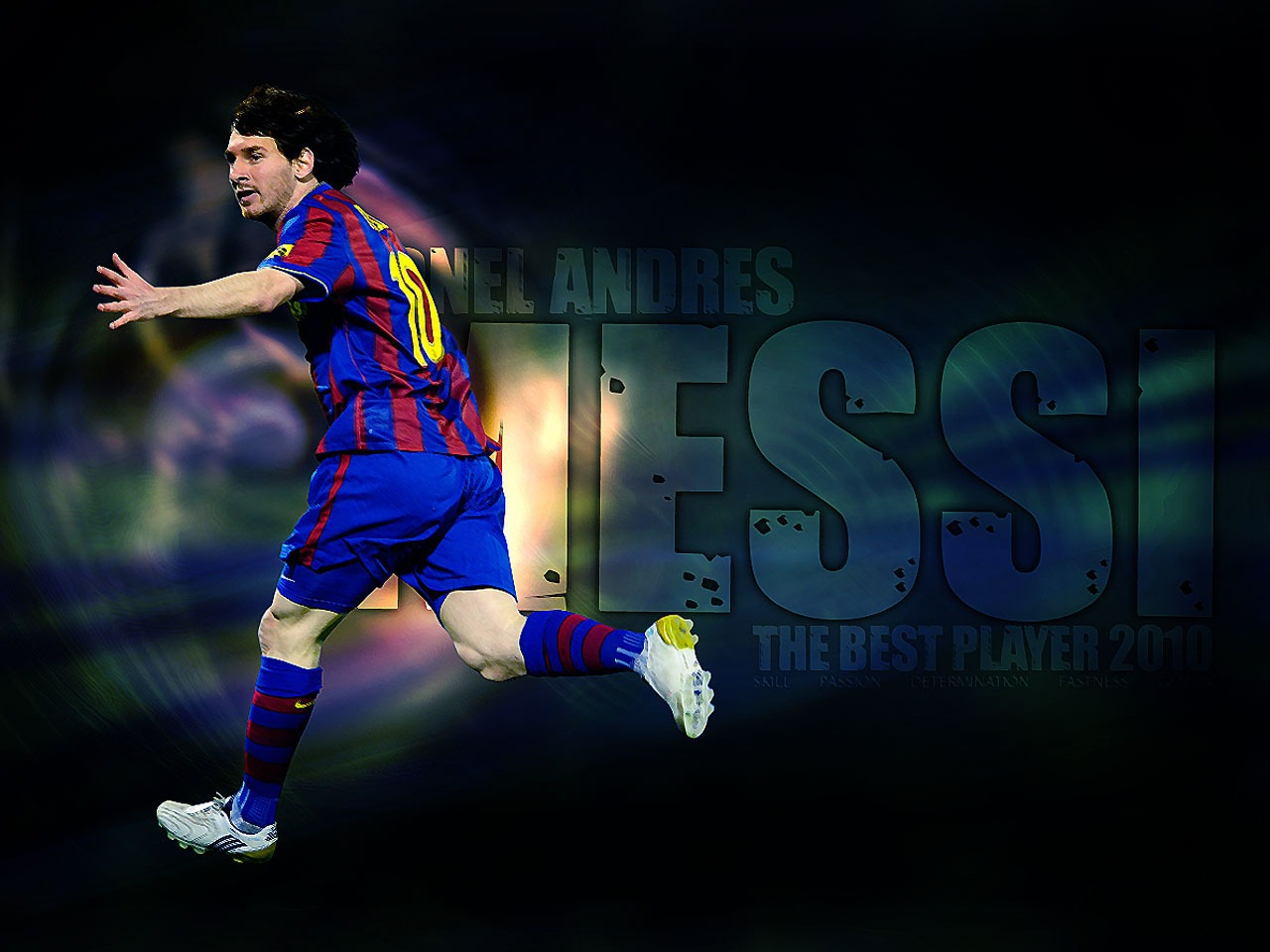 Lionel Messi Latest HD Wallpapers 2012 2013
