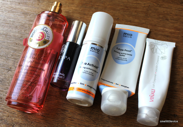 one little vice beauty blog: luxury body moisturiser reviews