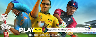 Cricket Power Video Game