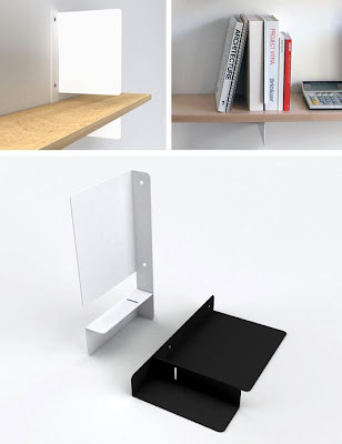 Unusual and Modern Bookends Design (15) 8