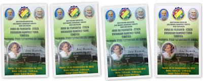 Por tercer año consecutivo el INEM Cartagena se reúne para presenciar el más grande evento de análisis filosófica estudiantil en la ciudad de Cartagena Co.