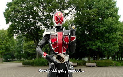List of Kamen Rider Wizard Hacked Sounds from the DX WizarDriver