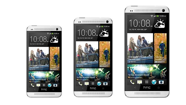 HTC One Max, Phablet Pesaing Galaxy Note