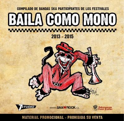 COMPILADO BAILA COMO MONO (2015)