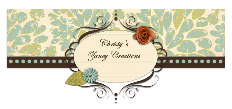 Christy's Zaney Creations