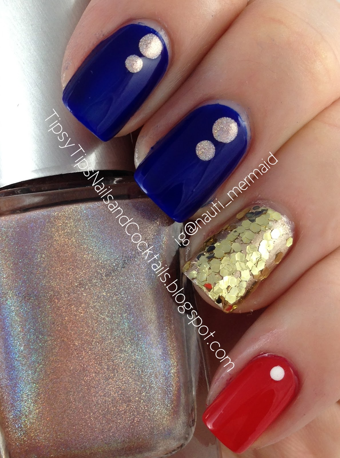 Nauti Nails: April 2013