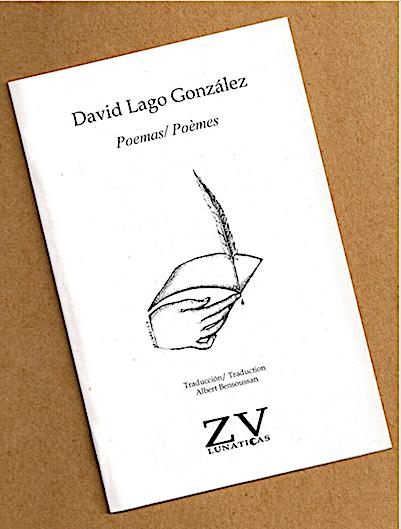 David Lago / Poemas-Poèmes / 2011