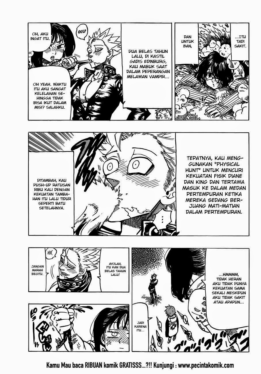 Komik nanatsu no taizai 059 - unpredictable man enters the stage 60 Indonesia nanatsu no taizai 059 - unpredictable man enters the stage Terbaru 13|Baca Manga Komik Indonesia|