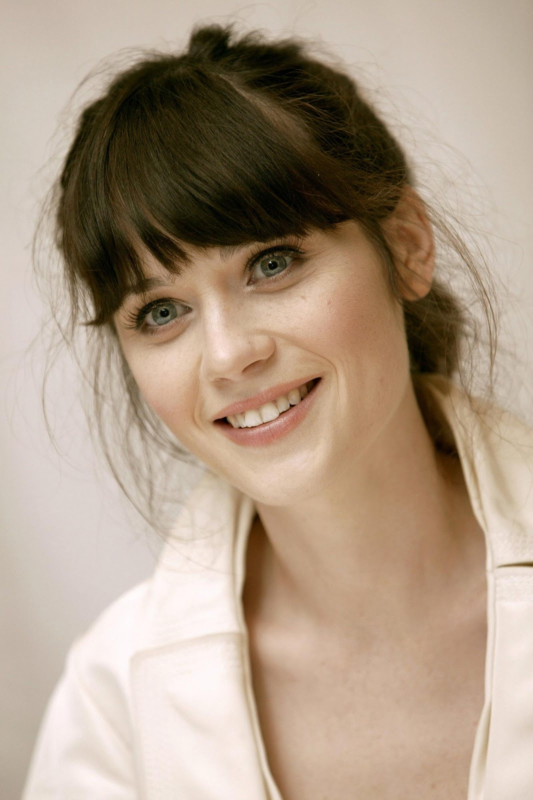 "Zooey Deschanel: "" Always the aim for me is making people feel like ..."