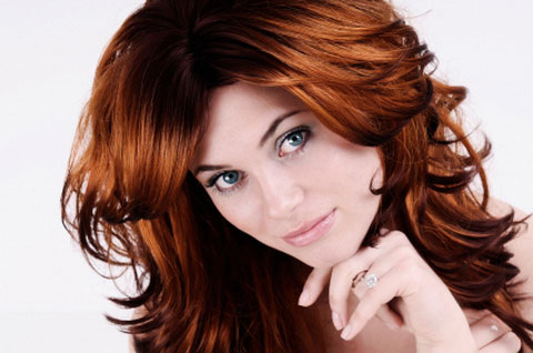 Dark Auburn Hair Color Ideas | The Hairs