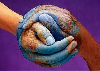 El mundo está en nuestras manos